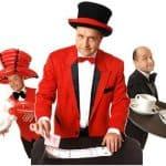 Zauberkünstler in Friedrichshafen für Hochzeit, Geburtstagsfest oder Kindergeburtstag