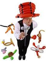 Zauberer De Pasco als Künstler zur Unterhaltung buchen