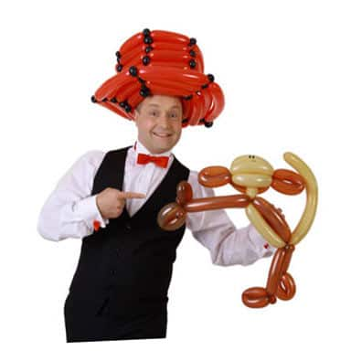 Zauberkünstler in Senden für Geburtstag oder Hochzeit buchen