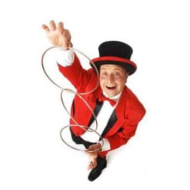 Zauberkünstler in Bad Mergentheim für Geburtstag oder Hochzeit buchen
